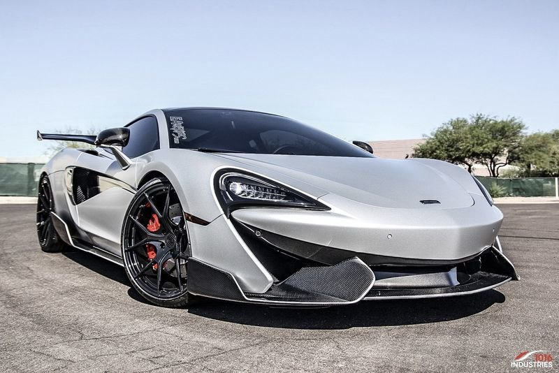 The Mclaren Sport Series Gets A Stylish Upgrade 1