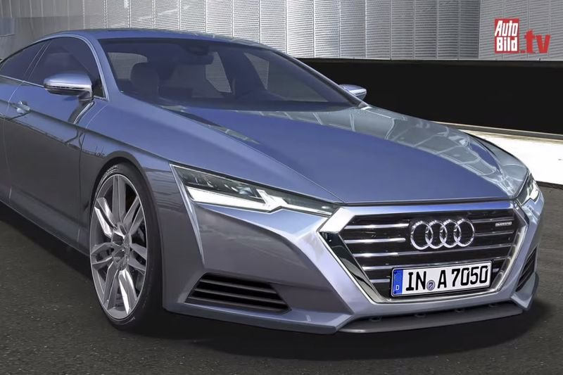 The New Audi A7 Sportsback Looks Top Class 1