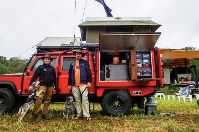 Video: Most Well-built Land Rover Defender We
