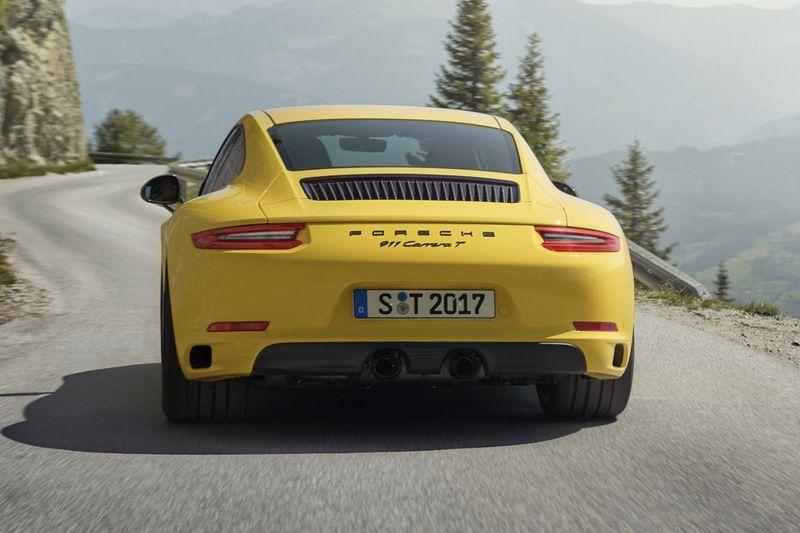 Video: The Porsche 911 Carrera T 1