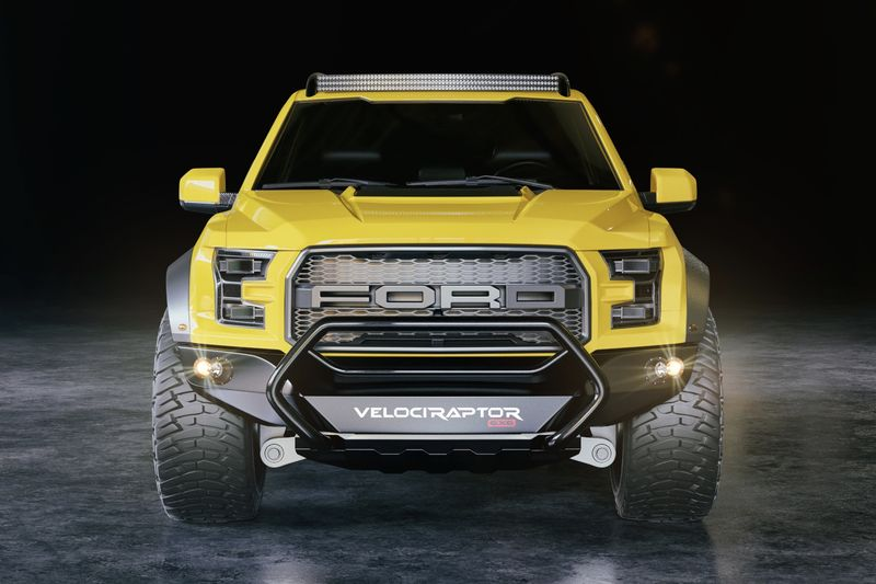 Video: The Hennessey Velociraptor Is More Powerful And Features More Wheels 1