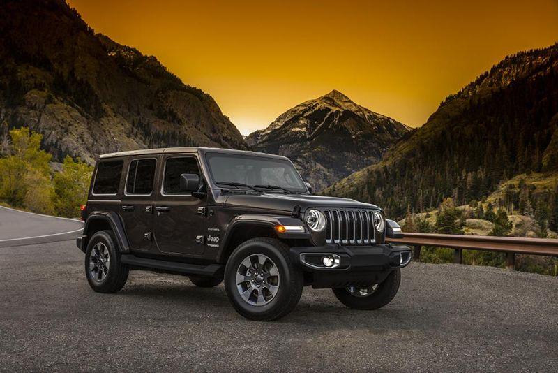 Video: A Sneak-peek At The 2018 Jeep Wrangler 1