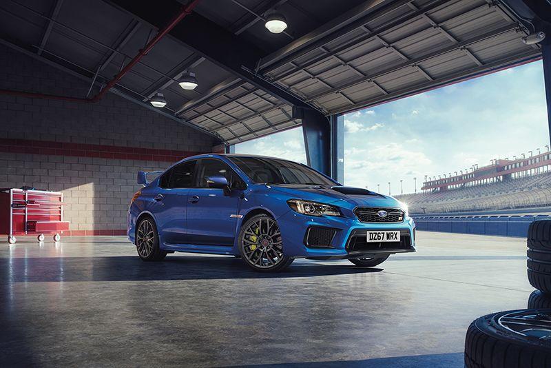 Video: Subaru Wrx Sti Final Edition Is Announced 1