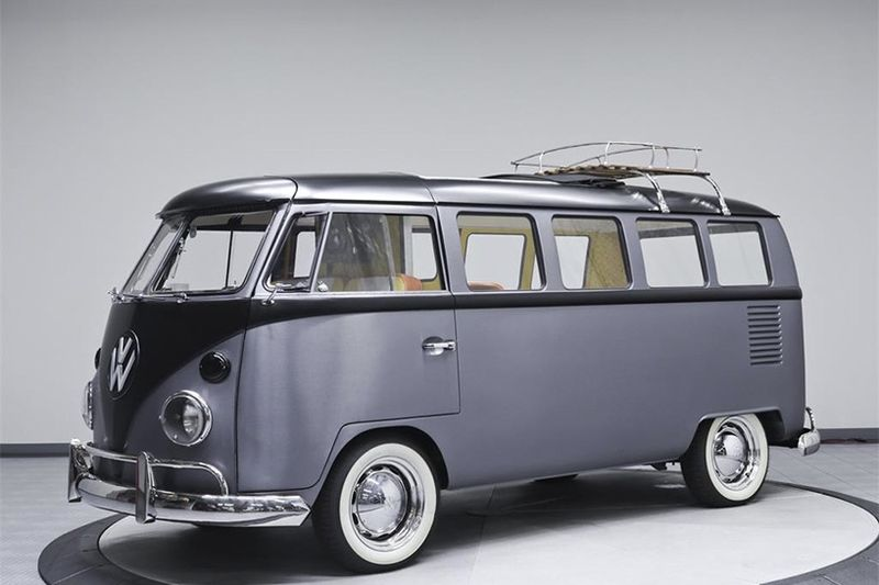 1976 Volkswagen Bus Is A