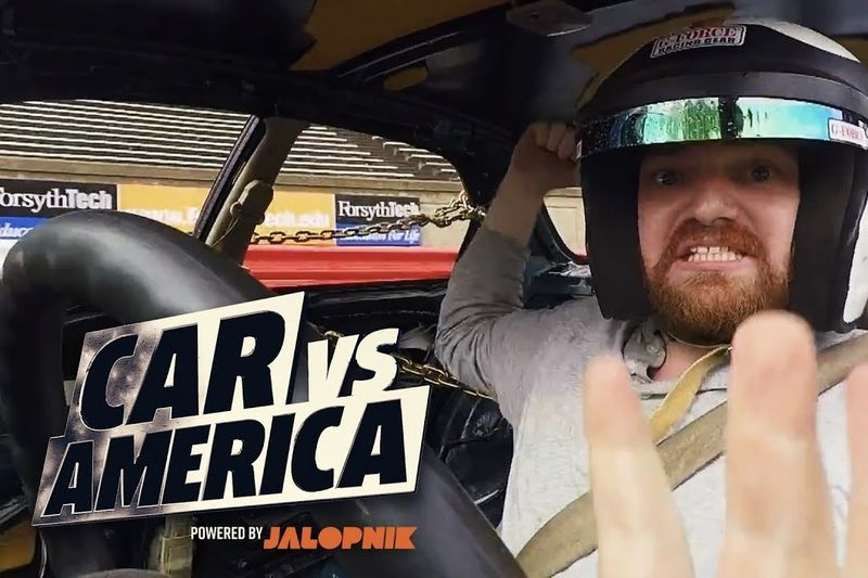 Video: Car Vs America Vs All The Other Car Shows 1