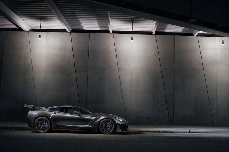 Video: The Chevrolet Zr1 Is The Most Powerful Corvette In Production History 1