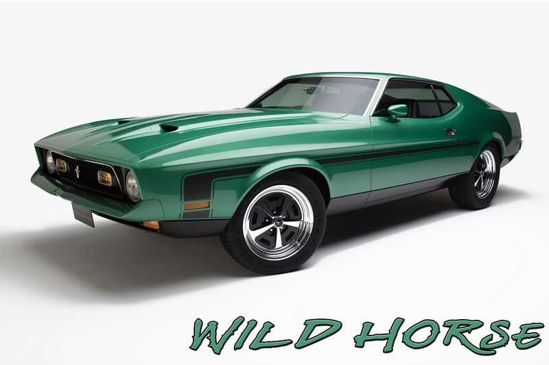 Restoration Pick Of The Week: 1971 Ford Mustang 1