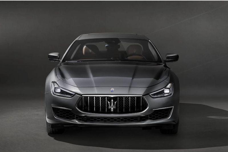 Video: The Gorgeous 2018 Maserati Ghibli 1