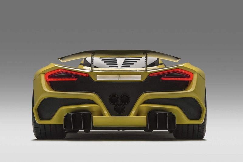 Video: The New 300mph Hennessey Venom F5 Hypercar 1