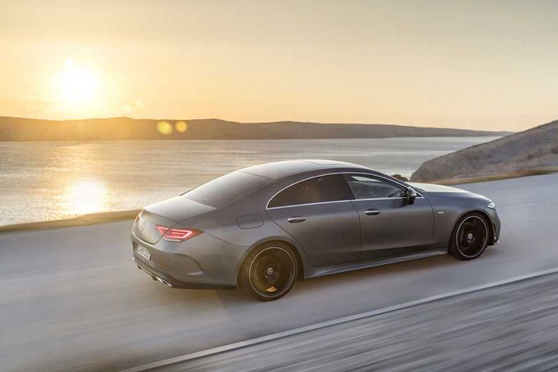 Video: The 2018 Mercedes Cls Is Finally Here 1