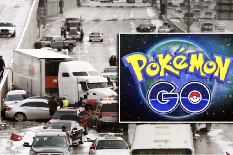 Video: The Tragedies Caused By Pokemon Go 1