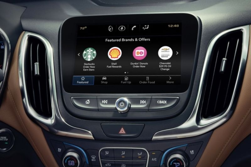 Video: Gm Rolls Out A New Dashboard To Make You Car A Shopping Spot... 1
