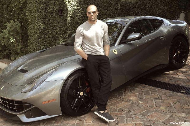 Video: The Jason Statham Vs. Vin Diesel Car Stand Off 1