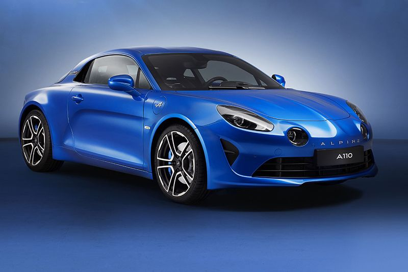 Video: Alpine A110 Sport Is Going On A Diet And Getting A Power Upgrade To 300bhp 1