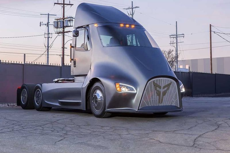 Thor Truck Wants Wants To Take On The Tesla Semi 1