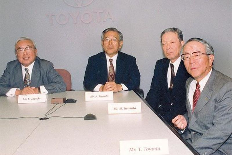 Tokyo Pays Tribute To The Late Toyota Legend, Tatsuro Toyoda 1