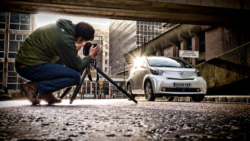 Be A Legend And Learn How To Take Better Photos Of Your Car! 1