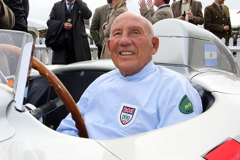 Video: Sir Stirling Moss Retires At 88 1