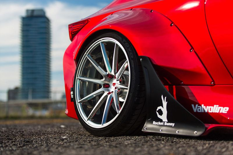 How To Understand Wheel Fitment, Offset, And Proper Sizing 1