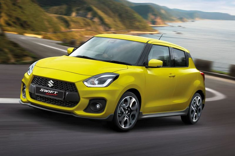 The All New Suzuki Swift...and All The Tech That Comes With It! 1