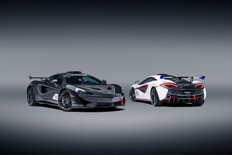 Video: Mclaren Special Operations Mso X – A Racing-inspired Limited Edition 1