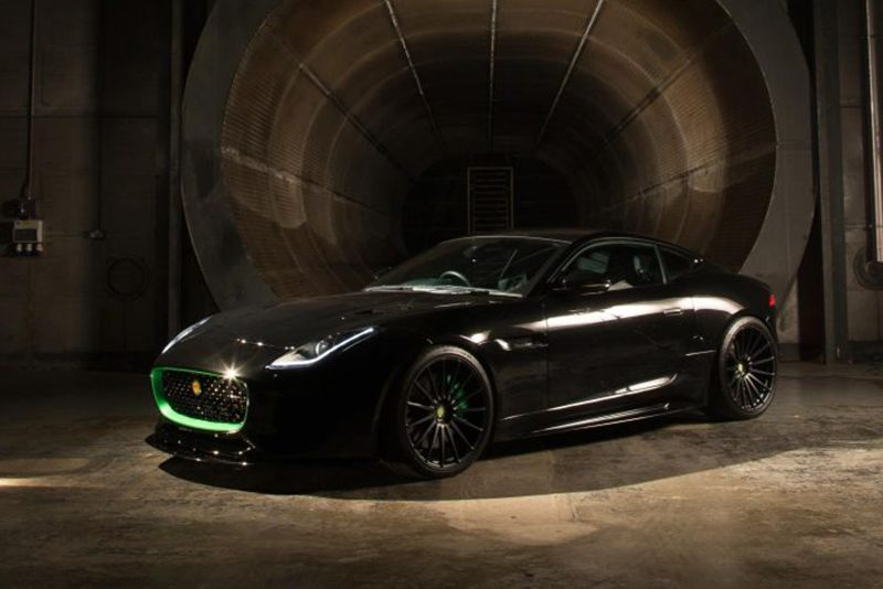 Video: Lister Thunder Is A Bespoke 666bhp Jaguar F-type 1