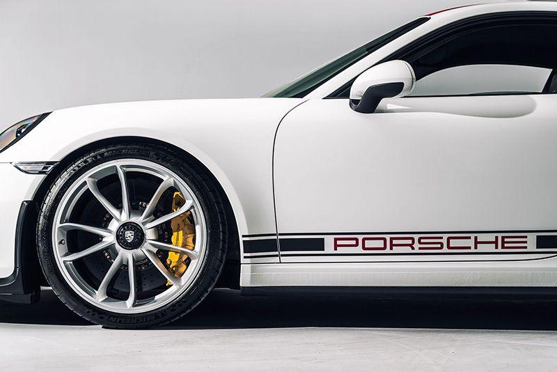 Video: Squeaky Breaks? Stop Complaining, Says Porsche! 1