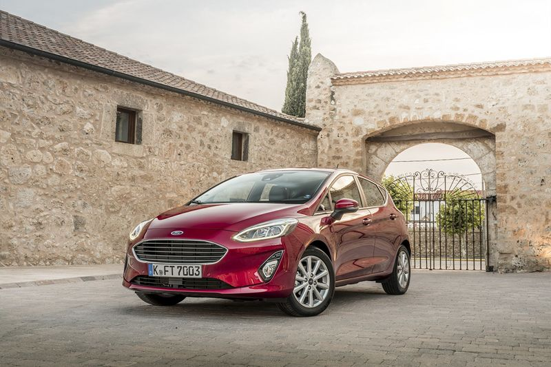 Fords Answer To The New Polo – The 2018 Fiesta 1