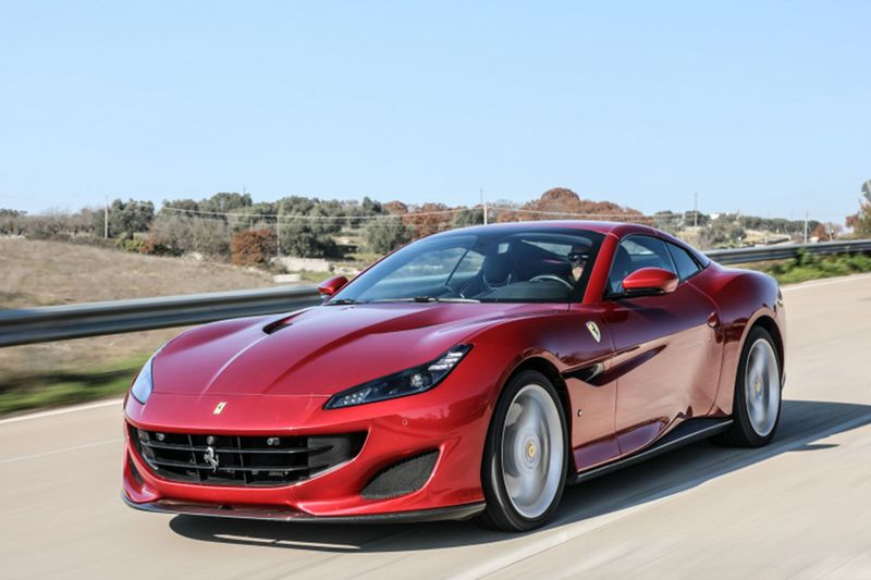 Video: 2018 Ferrari Portofino, Forget The California 1