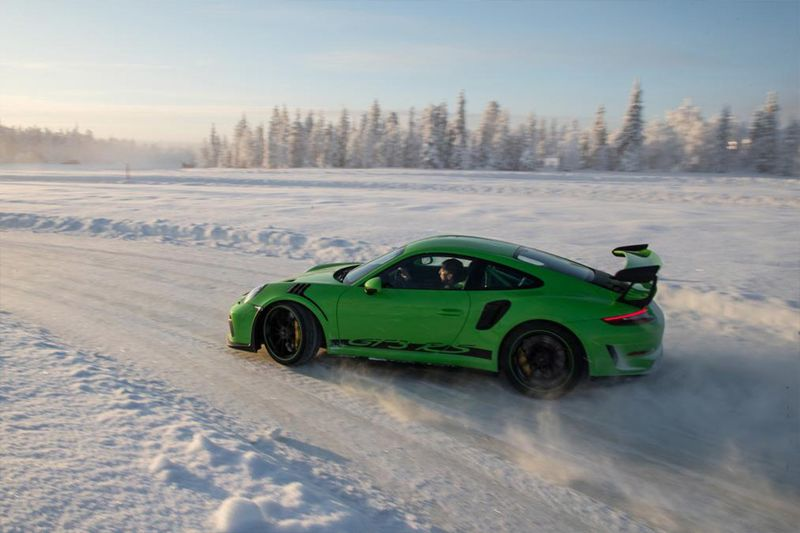The New Porsche Gt3 Rs 1