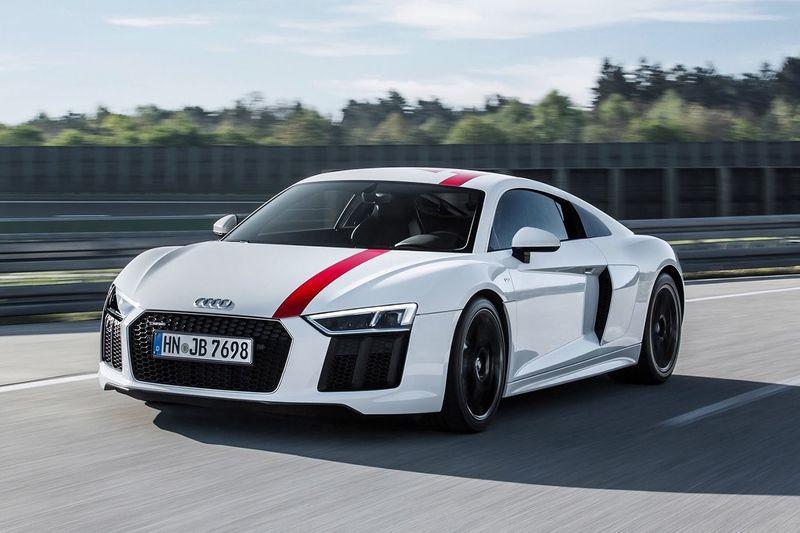 Video: 2018 Audi R8 V10 Rws 1