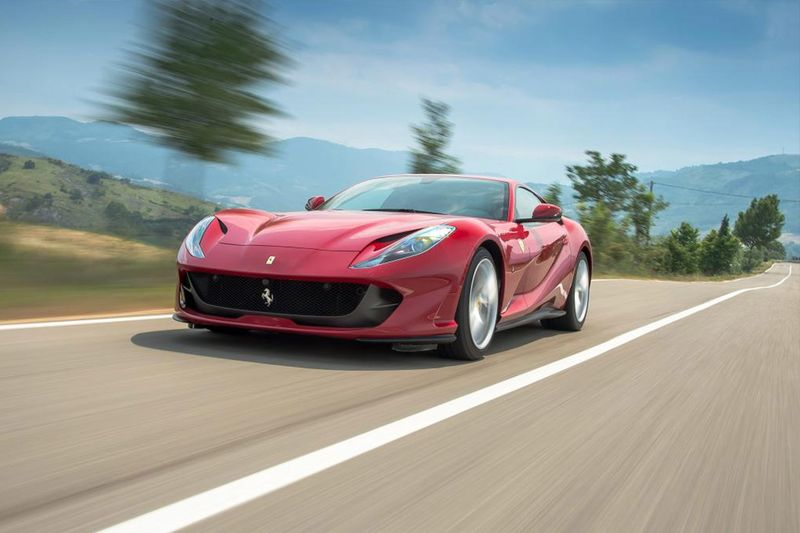 Video: Ferrari 812 Superfast 1
