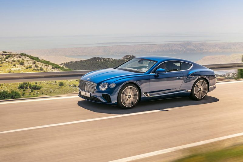 2018 Bentley Continental Gt – The Quintessential Grand Tourer 1