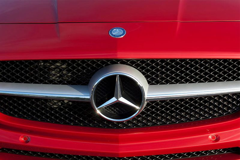 Geely Buys A 10% Stake In Mercedes-benz 1