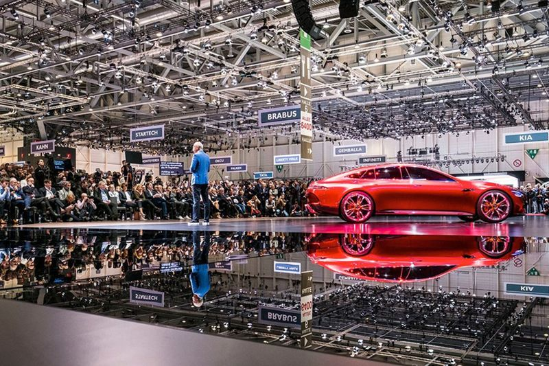 Geneva Motor Show 2018: What To Expect From Next Week