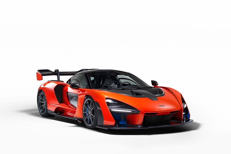 Video: The Mclaren Senna – Channelling The Legend Himself 1