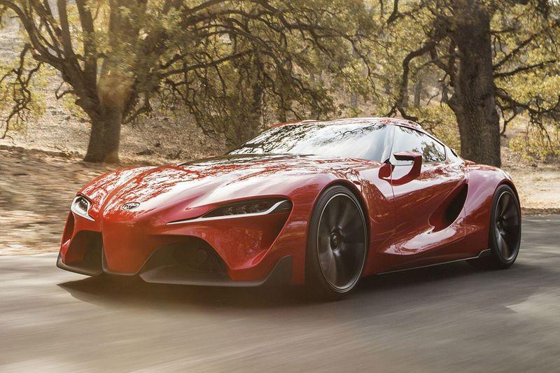 Fans Rejoice! Toyota Confirms Plans To Build Supra 1