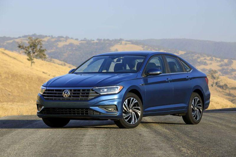 2019 Volkswagen Jetta Gets Cleverer 1