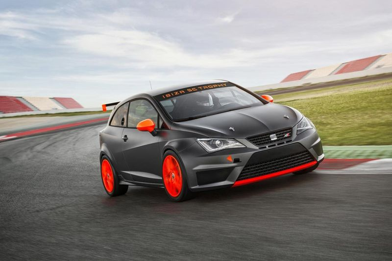 Seat Ibiza Sc Trophy – A New Championship Series Racing On The Way 1