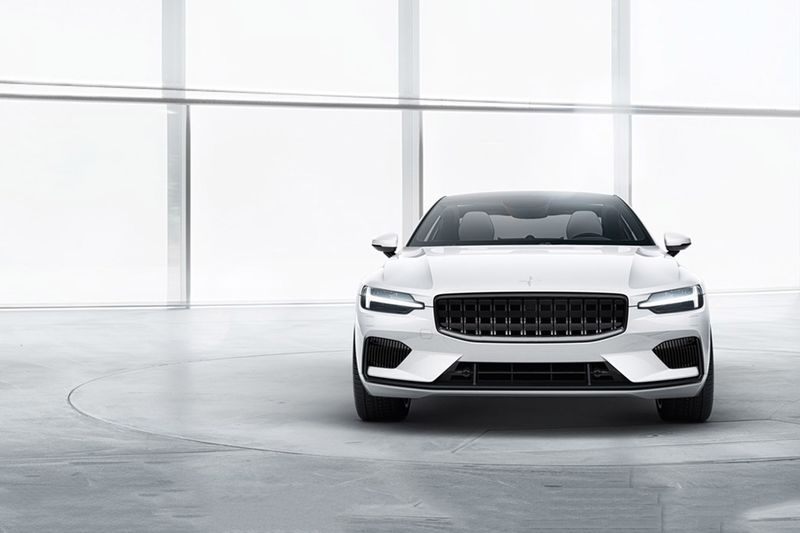 Polestar 1 – A Two-door Electric Coupe You Purchase On Subscription 1