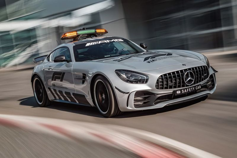 The Mercedes Amg Gt R Is F1's New 2018 Safety Car 1