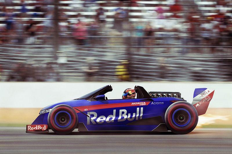 Miniature Formula 1 Grand Prix Idea Looks Fun, But Mostly Silly! 1