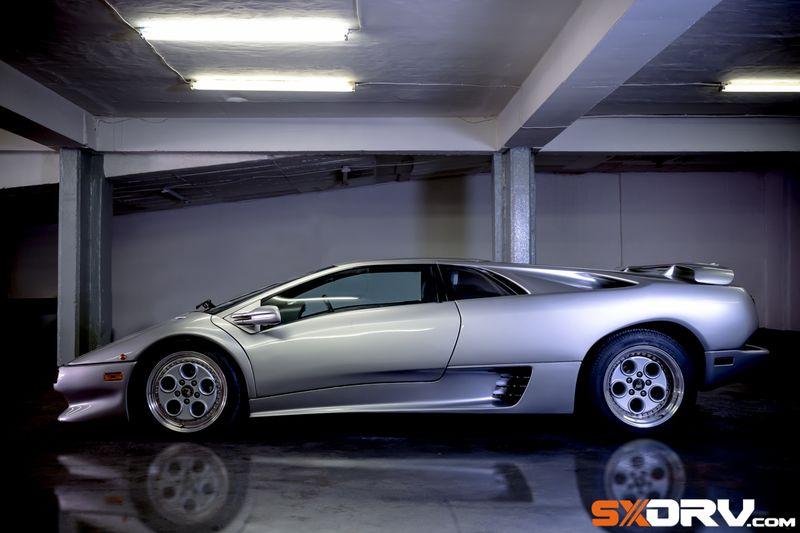 Exclusive: Lamborghini Diablo Vt – The
