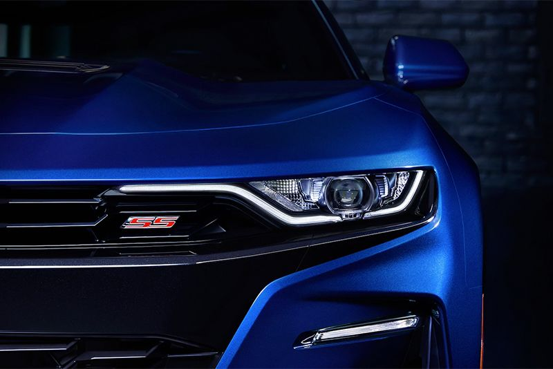 Video: 2019 Chevy Camaro Facelift Is A Real Head-turner 1