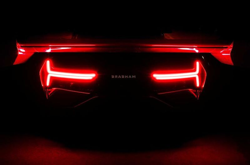 Brabham Bt62: 5.4-litre V8 To Power Track-focused Hypercar 1