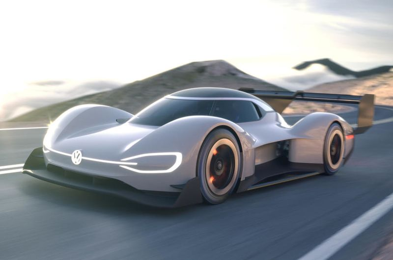 Volkswagen Id R Pikes Peak Electric Prototype To Be Launched On Sunday 1