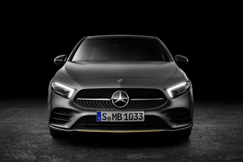 New 2018 Mercedes A-class – A Celebration Of Tech Wizardry! 1