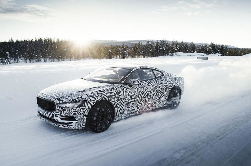 Polestar 1 Hybrid Coupe To Be Priced From €155,000 In Europe 1