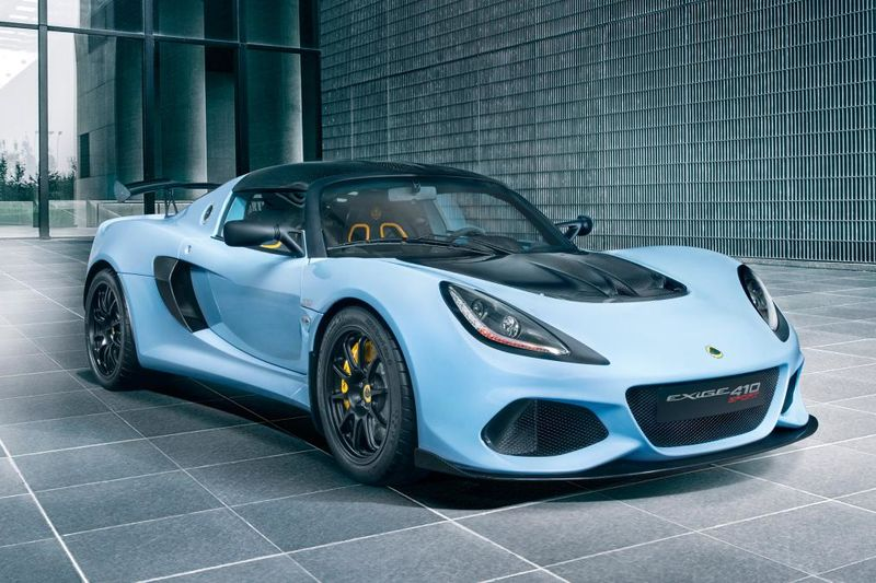 Say Hello To The Lotus Exige Sport 410 – Cue The Fireworks! 1