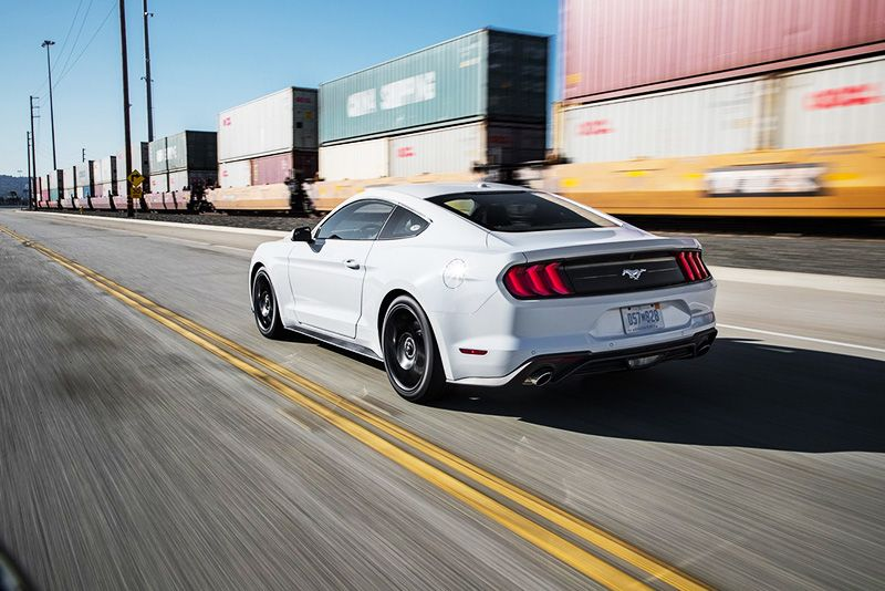 A Hybrid Pony Car? Ford Is Promising A Future Of Electrified Vehicles, Starting With The Mustang 1